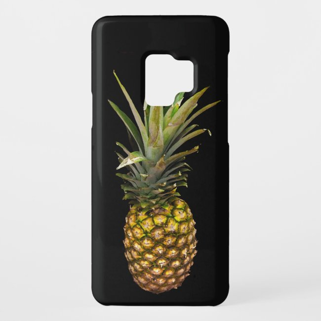 Pineapple Galaxy S9 Case