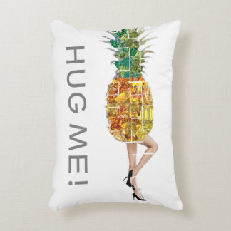 Pineapple Gems Accent Pillow