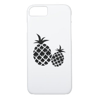 Pineapple Graphic Pattern iPhone 7 Case
