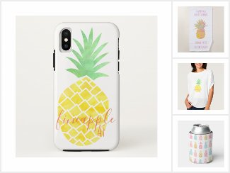 Pineapple Heaven Collection