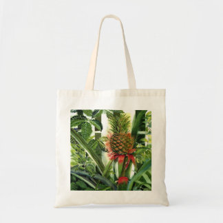Pineapple in the Jungle Tote Bag