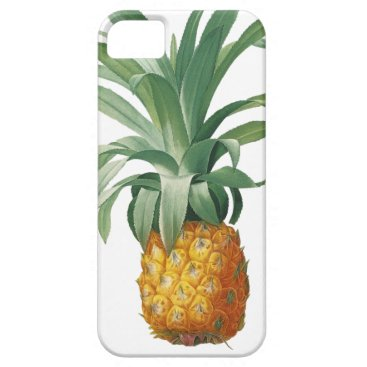 Beach Themed Pineapple iPhone SE/5/5s Case