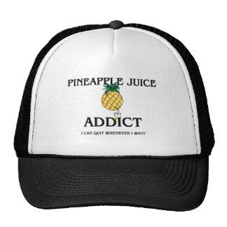 Pineapple Juice Addict Trucker Hat