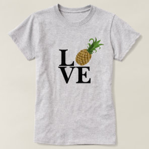 Pineapple Love Women's T-Shirt