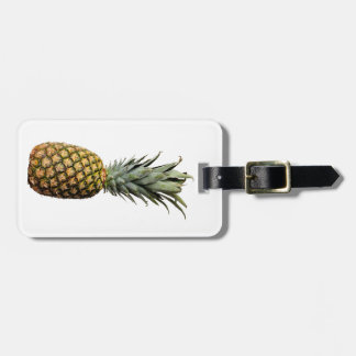 Pineapple Travel Bag Tags