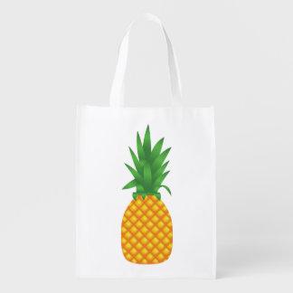 Pineapple Market Tote