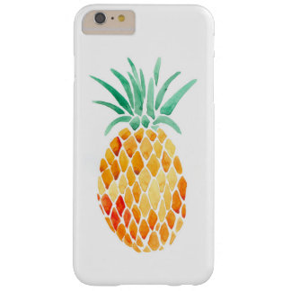 Pineapple marries barely there iPhone 6 plus case