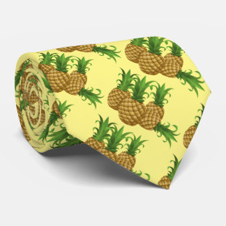 Pineapple Neck Tie