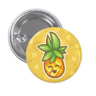 Pineapple^o^ Pin Redondo De 1 Pulgada