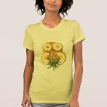 Pineapple owl tee shirts