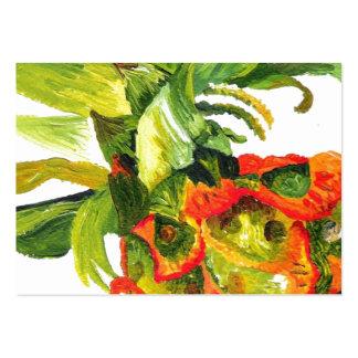 Pineapple Painting (K.Turnbull Art) Business Card Templates