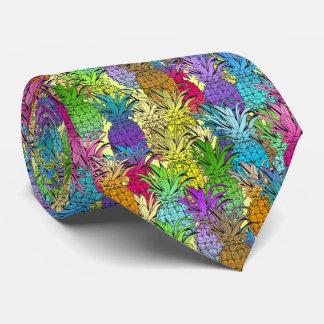 Pineapple Parade Tie