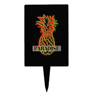 Pineapple Paradise Cake Topper