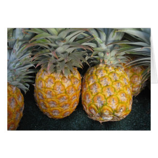 Pineapple Paradise Cards