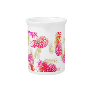 Pineapple Party Drink Pitcher