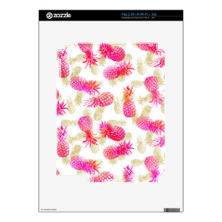 Pineapple Party iPad 2 Decal