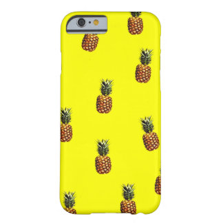 pineapple pattern barely there iPhone 6 case
