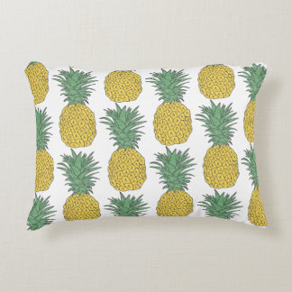 Pineapple Pattern Decorative Pillow