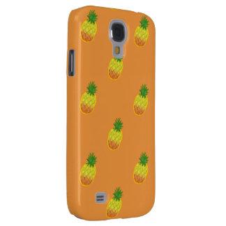 pineapple pattern HTC vivid tough Galaxy S4 Case