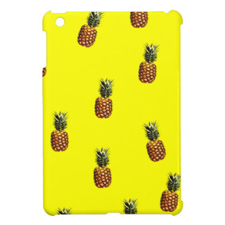 pineapple pattern cover for the iPad mini