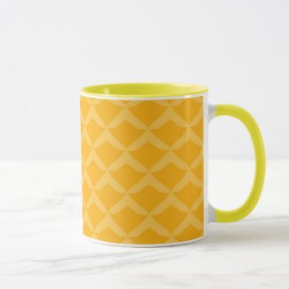 Pineapple Pattern... Mug