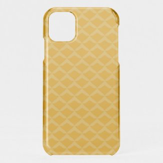 Pineapple Pattern... iPhone 11 Case