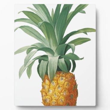 Beach Themed Pineapple Plaque