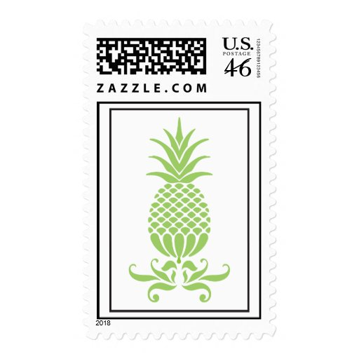 Pineapple Stamps