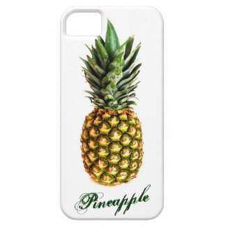 Pineapple print iPhone 5 case