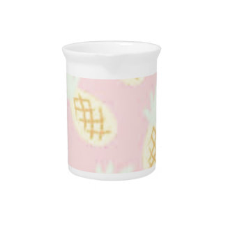 Pineapple products pitcher
