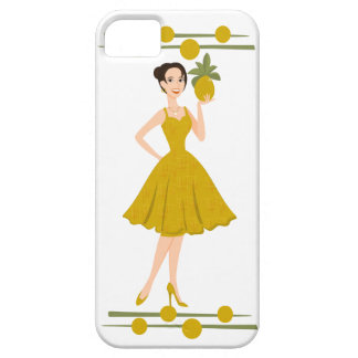 Pineapple She iPhone 5 Case