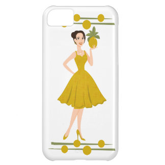 Pineapple She iPhone 5C Cases