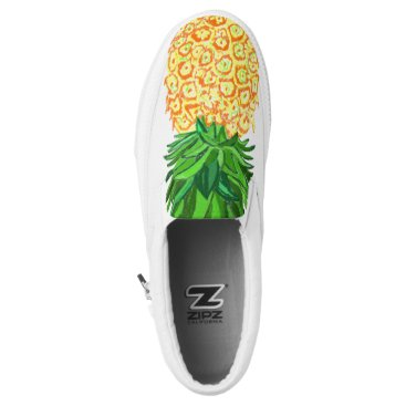 Beach Themed Pineapple shoes