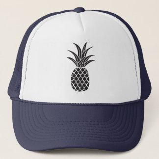 Pineapple Silhouette Trucker Hat