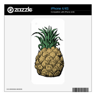 Pineapple Skin For The iPhone 4S