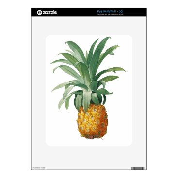 Beach Themed Pineapple Skins For The iPad