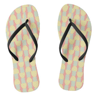 PINEAPPLE SLEEPERS FLIP FLOPS
