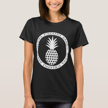 Valentines Themed Pineapple (star) 019 T-Shirt