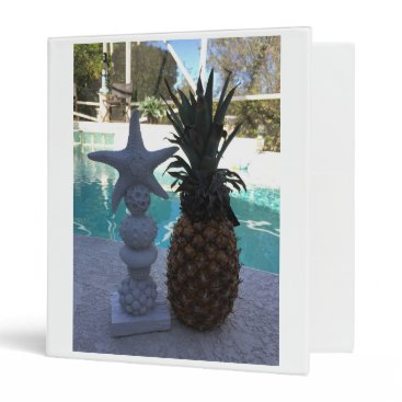 Pineapple Starfish Binder