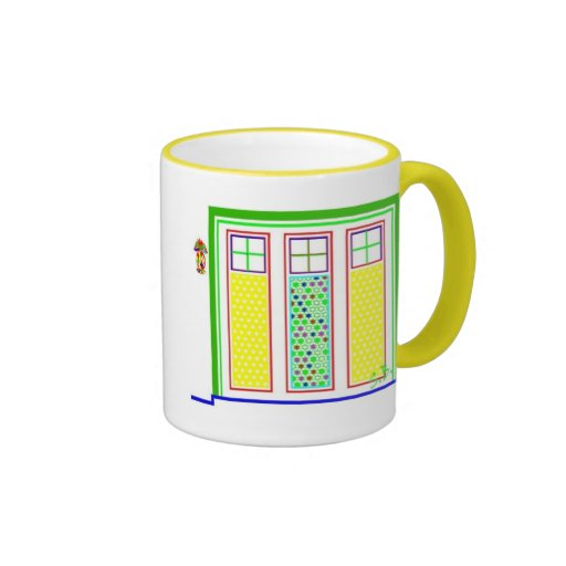 PINEAPPLE STARS X2 mug