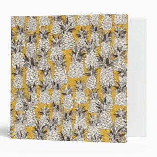 pineapple sunshine yellow binder
