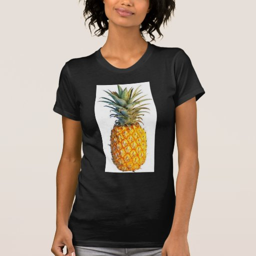 pineapple tee shirt
