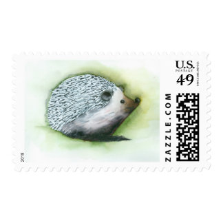 Pineapple the Happy Hedgehog Stamps