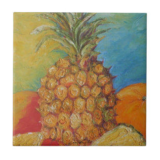 Pineapple Tile