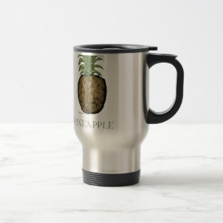 pineapple, tony fernandes travel mug