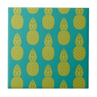 Pineapple Tropical Fruit Tile