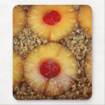 Pineapple Upside Down Cake Mouse Pad