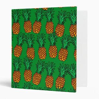 Pineapple Wallpaper Binder