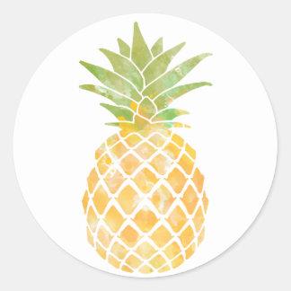 Pineapple Watercolor | Sticker