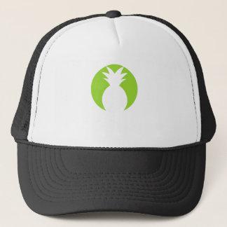 Pineapple Welcome Graphic Trucker Hat